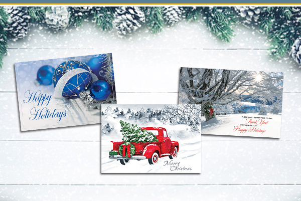 Holiday Cards from 4Z Design